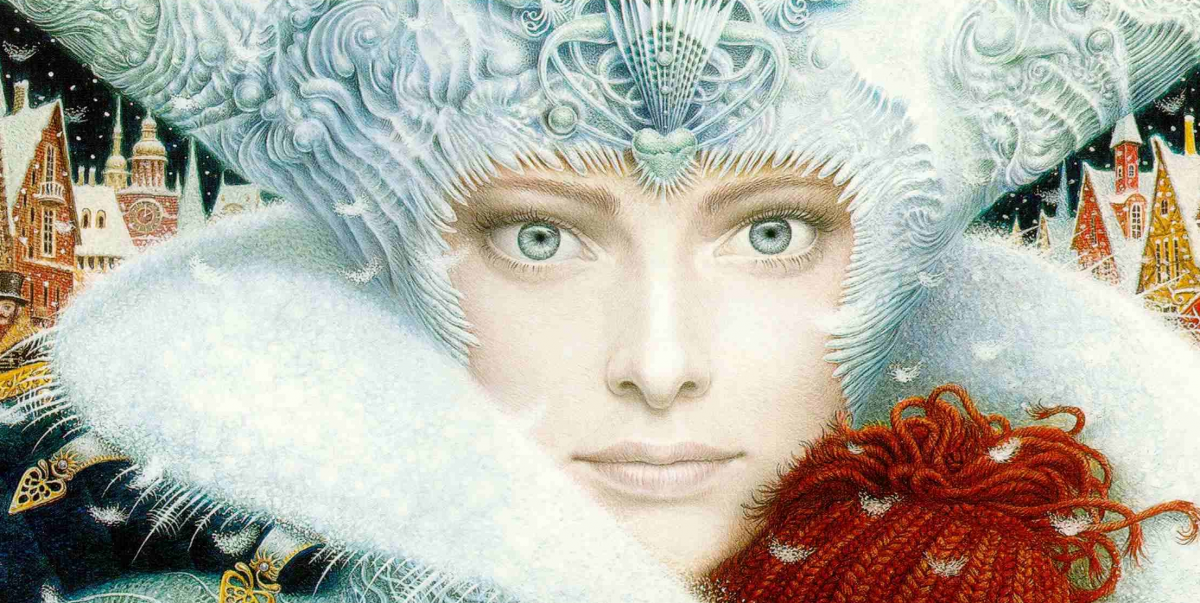Αποτέλεσμα εικόνας για η βασίλισσα του χιονιού παραμύθι